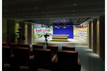 A1类:演播室大屏幕拍摄