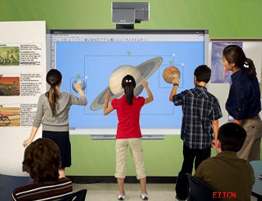交互白板教学