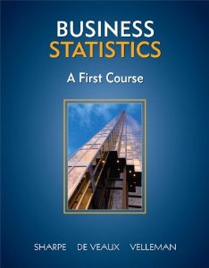 商务统计学 Business Statistics