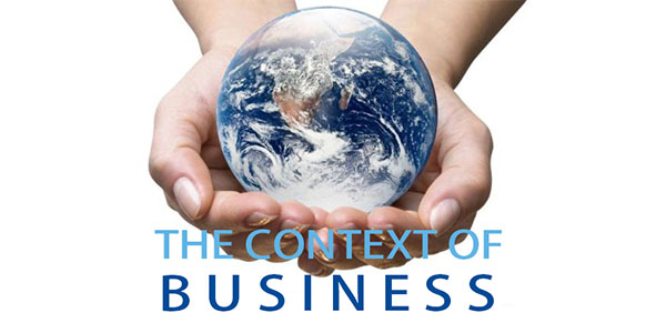 The Context of Business for 2019 JDUK